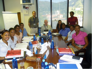 Seychelles_Training